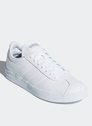 adidas VL Court 2.0 Beyaz